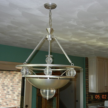 Jetson's style chandelier? - Lamps