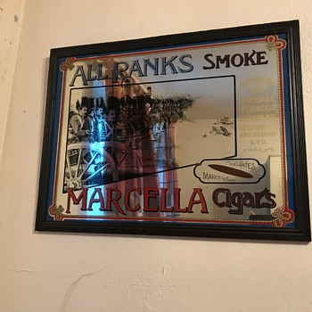 Marcella cigars mirror
