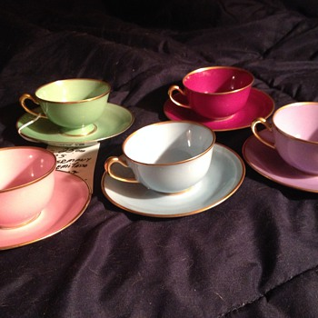 RS Germany Demitasse Cups