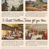 1952 - Great Northern Railway Advertisements