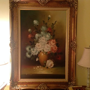 My favorite painting  - Visual Art
