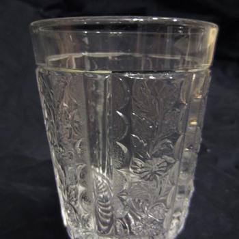 EAPG tumbler - Glassware