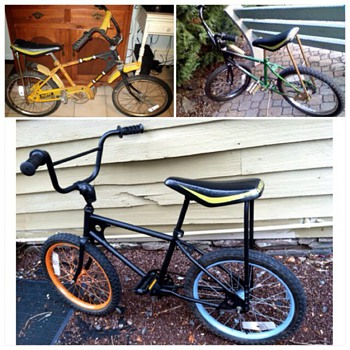 1978 Huffy Thunder Trail - Outdoor Sports