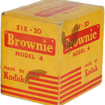 Six-20 Brownie model 4 