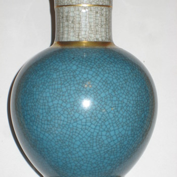 Vase made in Denmark