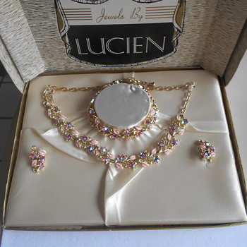 Jewels by Lucien - Costume Jewelry