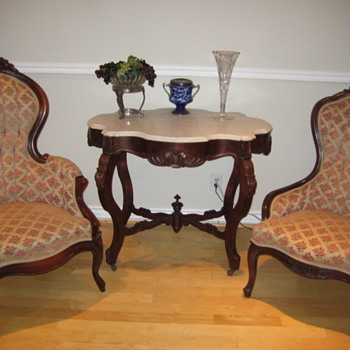 Victorian Chairs from my family estate - Furniture