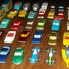 Loose Matchbox Cars Later 1960s