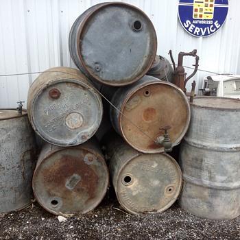 I like Barrels