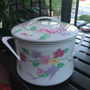 Dansk ? Kobenstyle ?? Style Pot - Mid-Century Modern