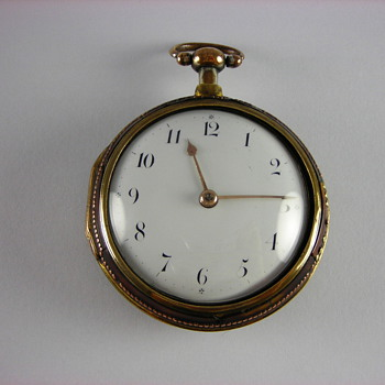 English Verge Fusee  - Pocket Watches