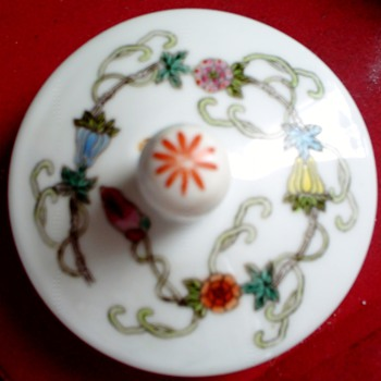 unknown tea/coffee pot lid - Kitchen