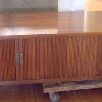 my new old Baker credenza