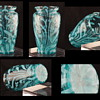 Welz Opalescent Glass - Crocus - No, it is not English or Victorian - For MacArt