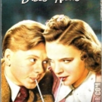 "I GOT THIS MOVIE ON SALE AT GOODWILL FOR $.25! 1939 ""BABES IN ARMS"", GARLAND & ROONEY - Movies"