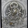 Small buddhist print.