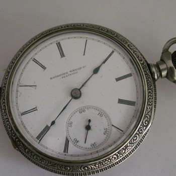 Rockford Watch Co. - Pocket Watches