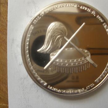 American Samoa 100 year Anniversary - US Coins