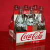 coca cola six pack carrier