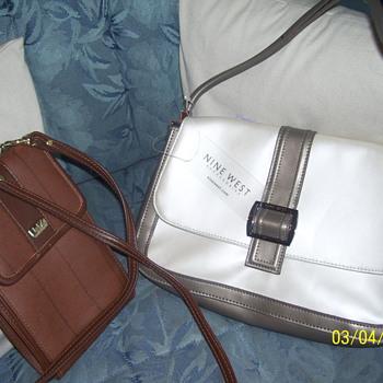 vintage?liz c& west hand bags