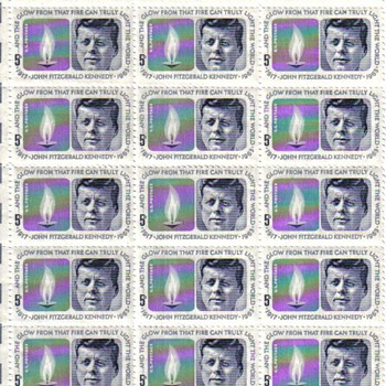 JFK Stamps