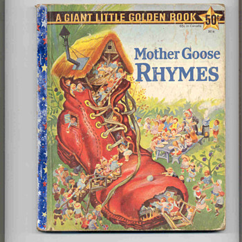 Mother Goose Rhymes - Books