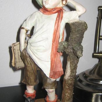 Capodimonte Figurines - Figurines