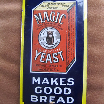 MAGIC YEAST