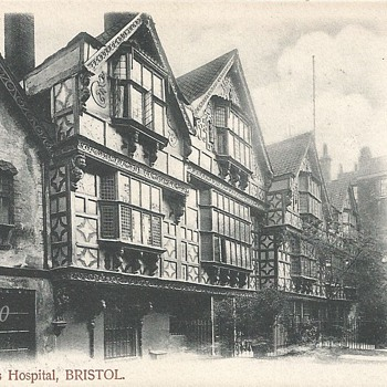 St PETER'S HOSPITAL (PART 2) - BLITZ VICTIM! - Postcards