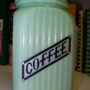 Jadeite Coffee Urn