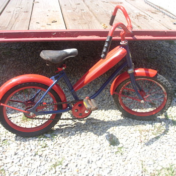 star jet bicycle