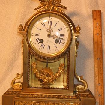 Japy Clock - Clocks