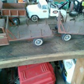 Tonka Truck - Vintage - Model Cars