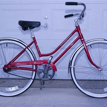 1978 Schwinn Breeze - Outdoor Sports