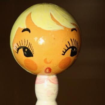 Darning Doll? - Folk Art