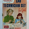 Gilbert Lab Technician Set For Girls