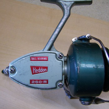 heddon reel - Fishing