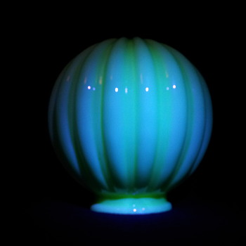 Vaseline Uranium globe 3
