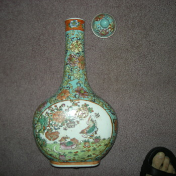 Asian Vase need I.D.