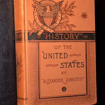 A History of the United States for Schools by Alexander Johnston - 1892 - Books
