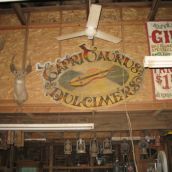 More shop pictures - Signs