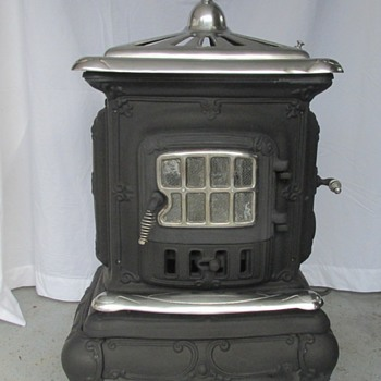 My Vintage Parlour Stove - Kitchen
