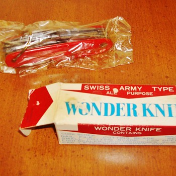 "Wonder Knife - Swiss Army ""Style"" Knife"