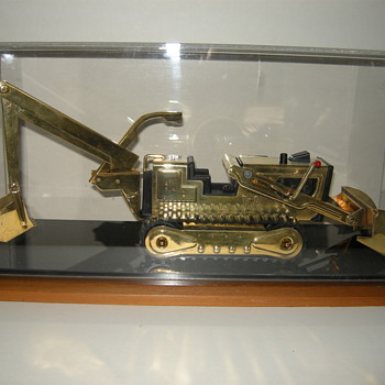 Tonka Brass - Model Cars