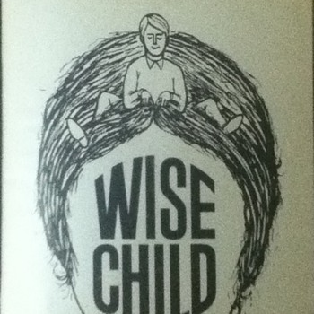 """Wise Child"" Vintage Playbill"