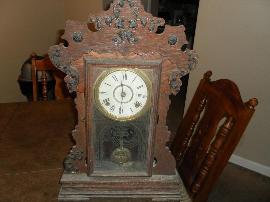 My Seth Thomas Clock Made June 1899 Collectors Weekly