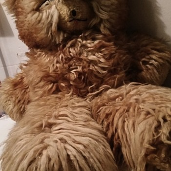 Chewy The Auction Bear