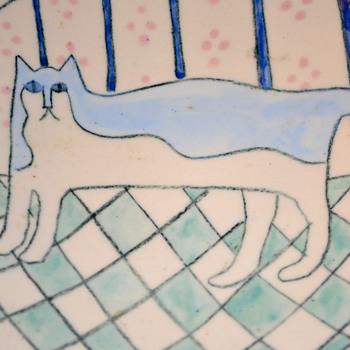 Cat Pottery - Pottery