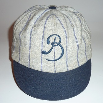 Vintage Wool and Felt Baseball Caps - Baseball