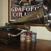 G&amp;T gramophone front mount gramophone C1900